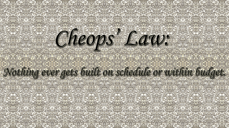 Cheops' Law