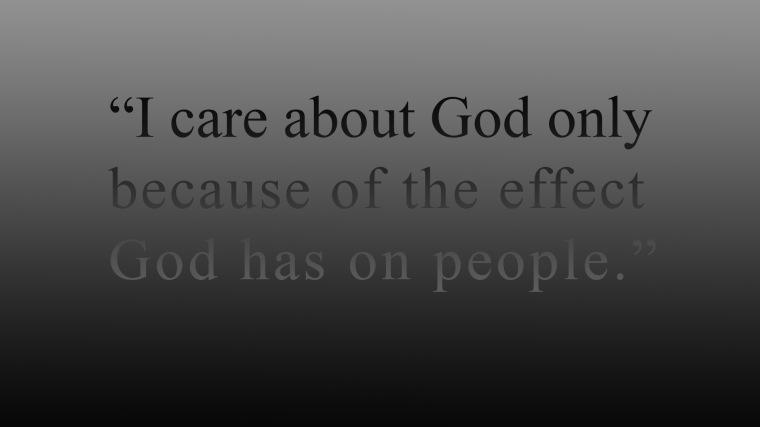 Care of God