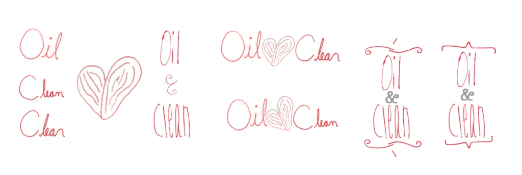 Oil&Clean mockups
